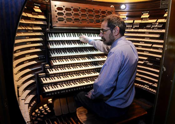 Hall organ well worth restoring