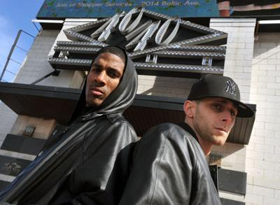 How to make a hit: Local hip-hop duo do their homework and