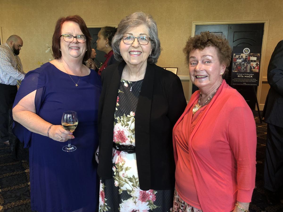 SEEN at Atlantic County education gala at Seaview Hotel & Golf Resort, Galloway