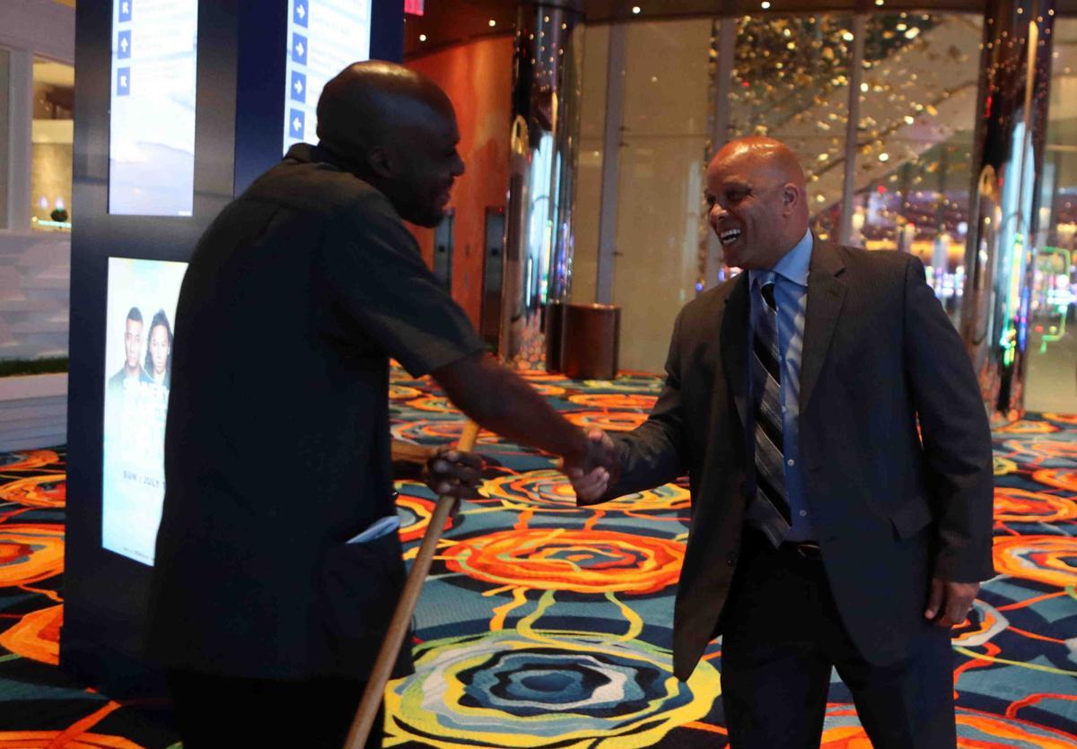 Soft opening of Hard Rock and Ocean Resort Casinos
