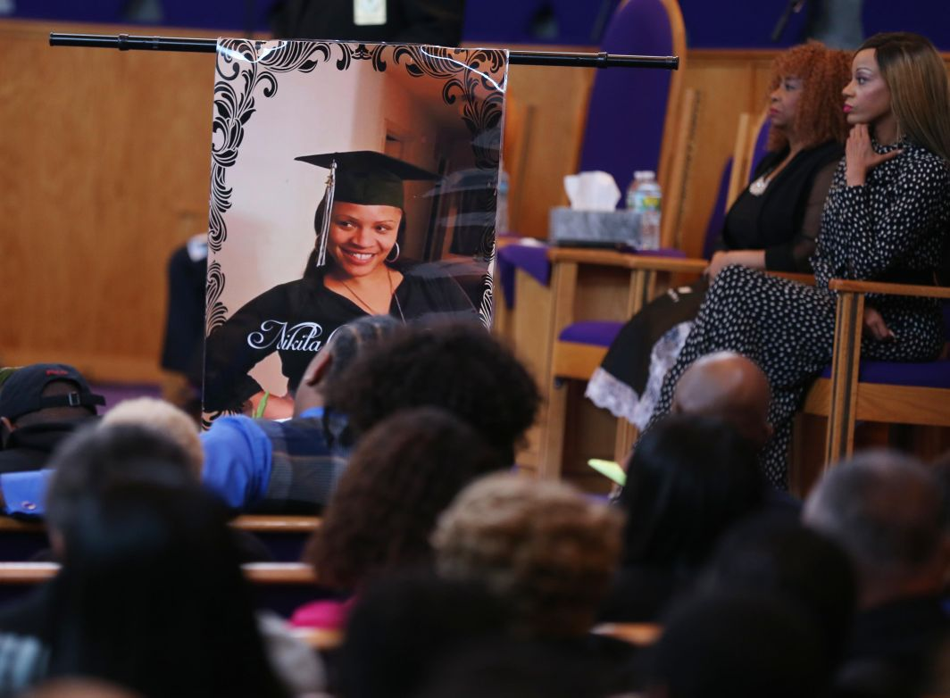 Slain Stockton student buried in graduation cap and gown | News ...