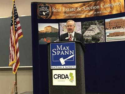 CRDA auction at AC Convention Center
