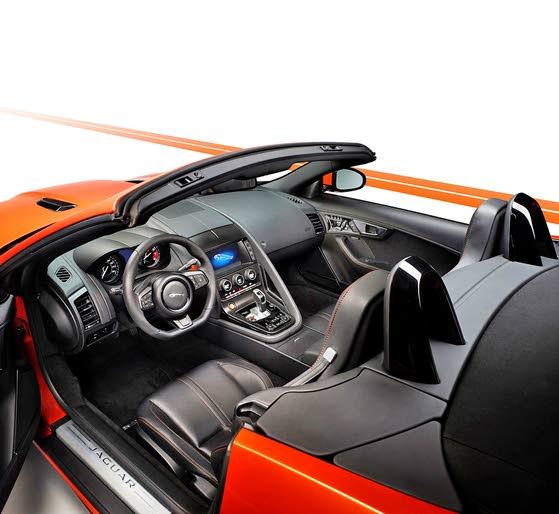 2014 F-Type: Jaguar Returns to the Roadster