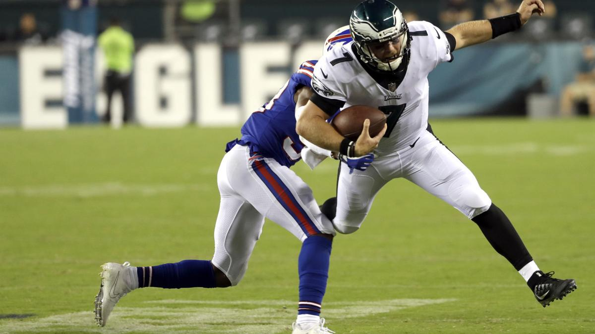 GALLERY: Eagles vs. Bills preseason game