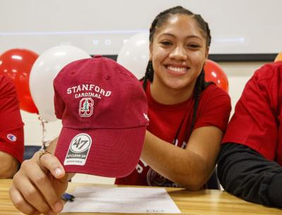 Oakcrest standout Brielle Smith choose Stanford