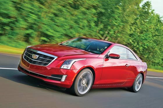 Cadillac Performance 2015 ATS Sport Coupe