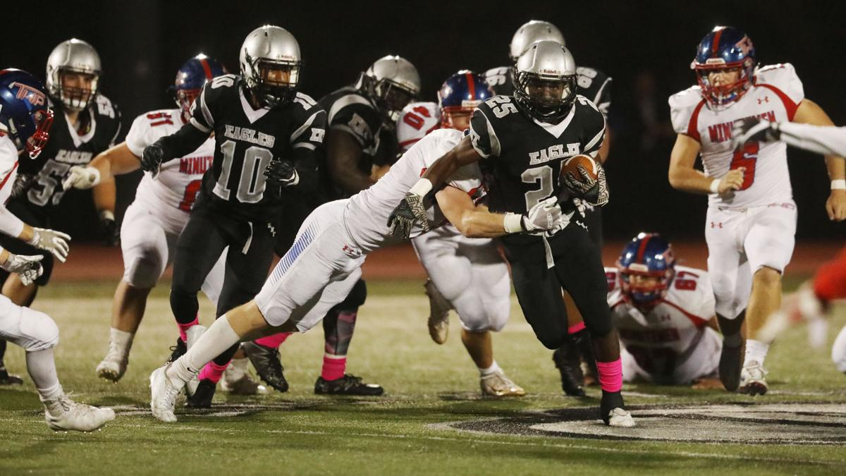 GALLERY: Washington Township at Egg Harbor Township football