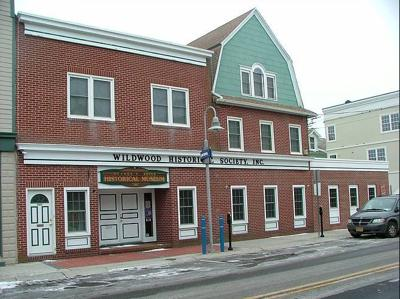 Wildwood Historical Society and museum