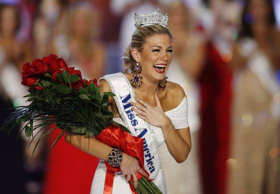Miss America 2013 Mallory Hagan  journeys from small town to big city