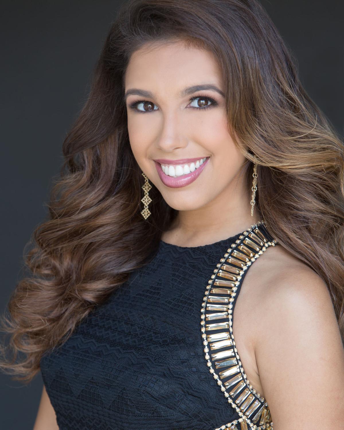 Miss North Carolina 2017 Victoria Huggins