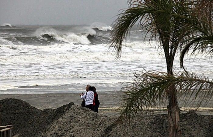 Hurrican Sandy Sunday