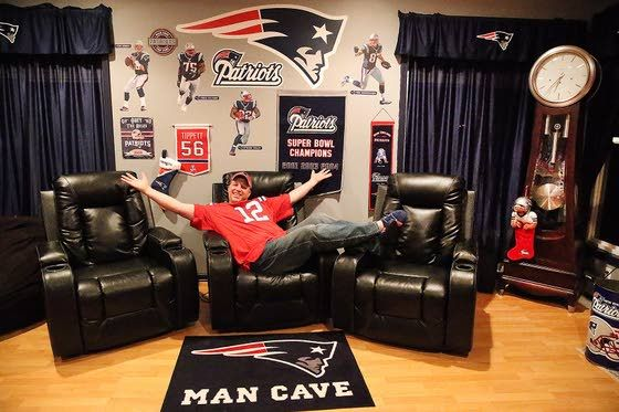 Man Caves More For Just The One Man Living