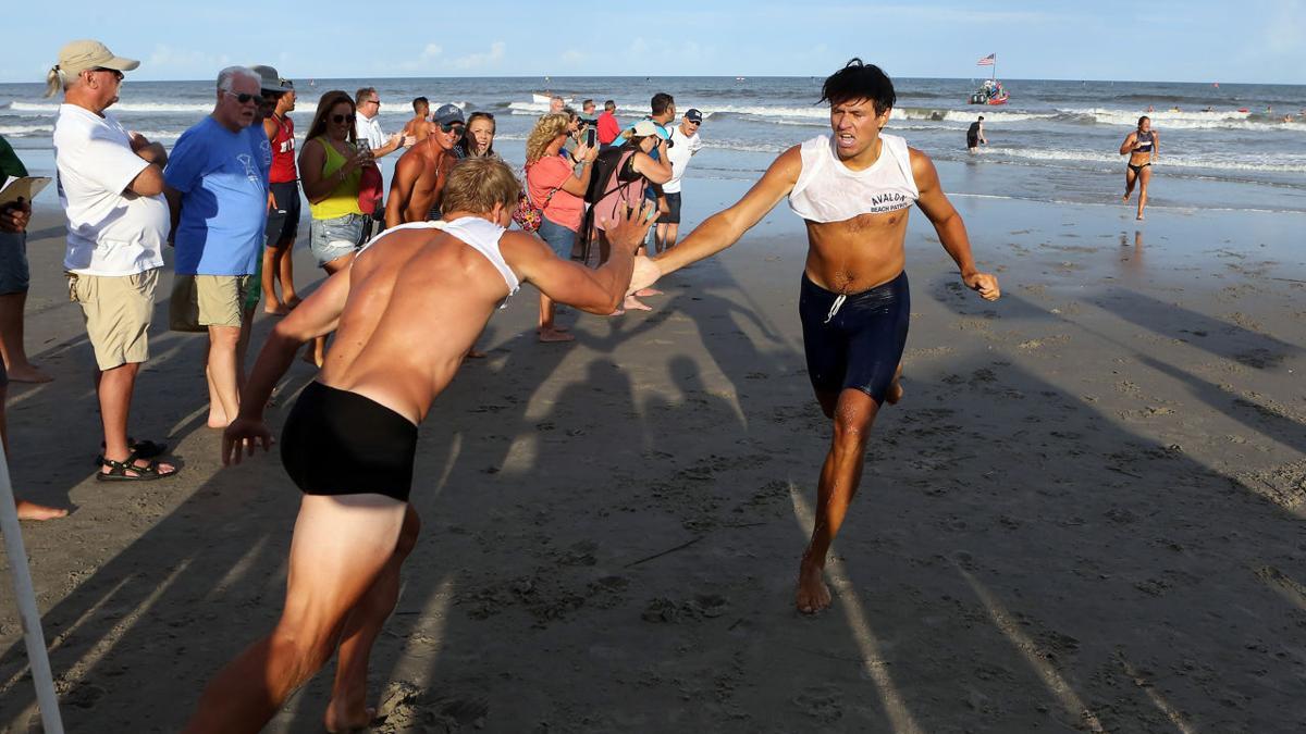 GALLERY: Beschen-Callahan Lifeguard Races