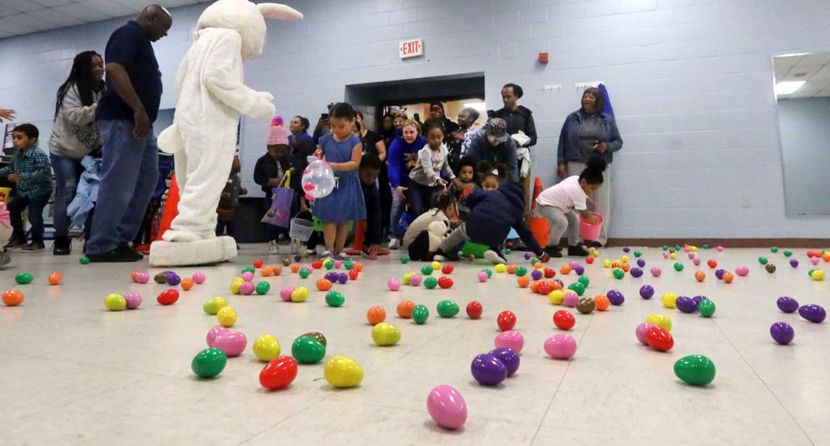 Pleasatville Egg Hunt