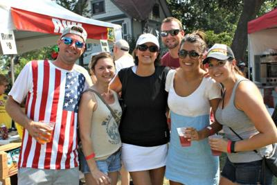 Craft Beer, Music, and crab festival