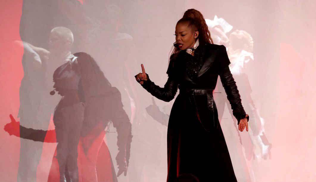 Janet Jackson Rocks Atlantic City Breaking News