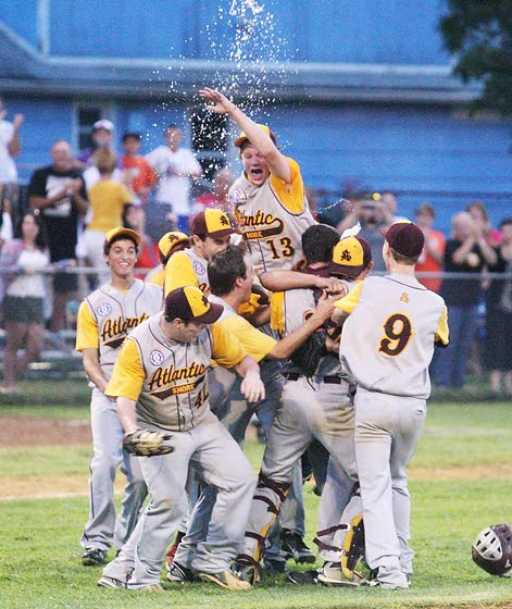 Atlantic Shore baseball team heading to Babe Ruth World Series