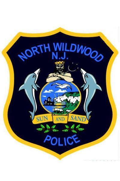 North Wildwood Police Shield