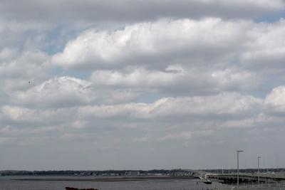 Mostly Cloudy Clouds