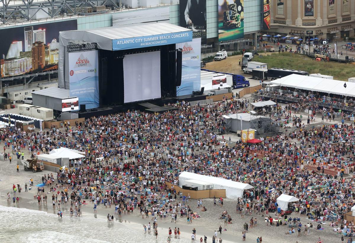atlantic city free concerts on the beach 2017