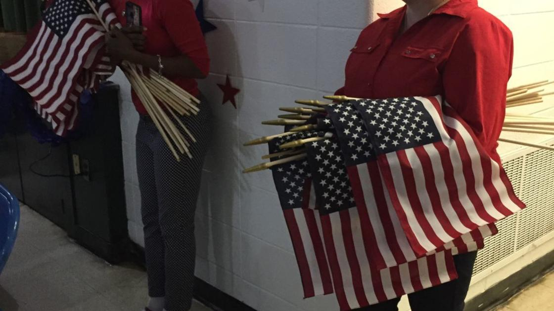Pleasantville elementary school honors vets