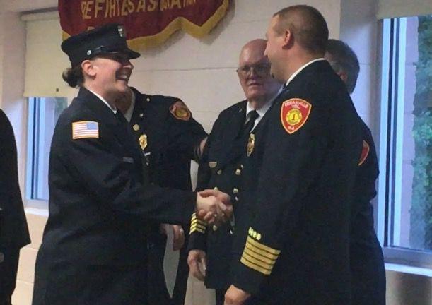 Atlantic County graduates 34 from fire academy