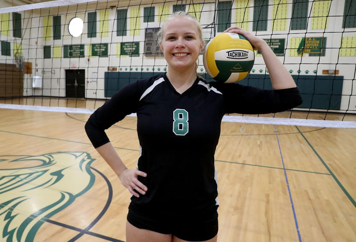Player of the Year: Carly Jannsch, Pinelands Regional