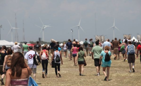 Windfarm photo