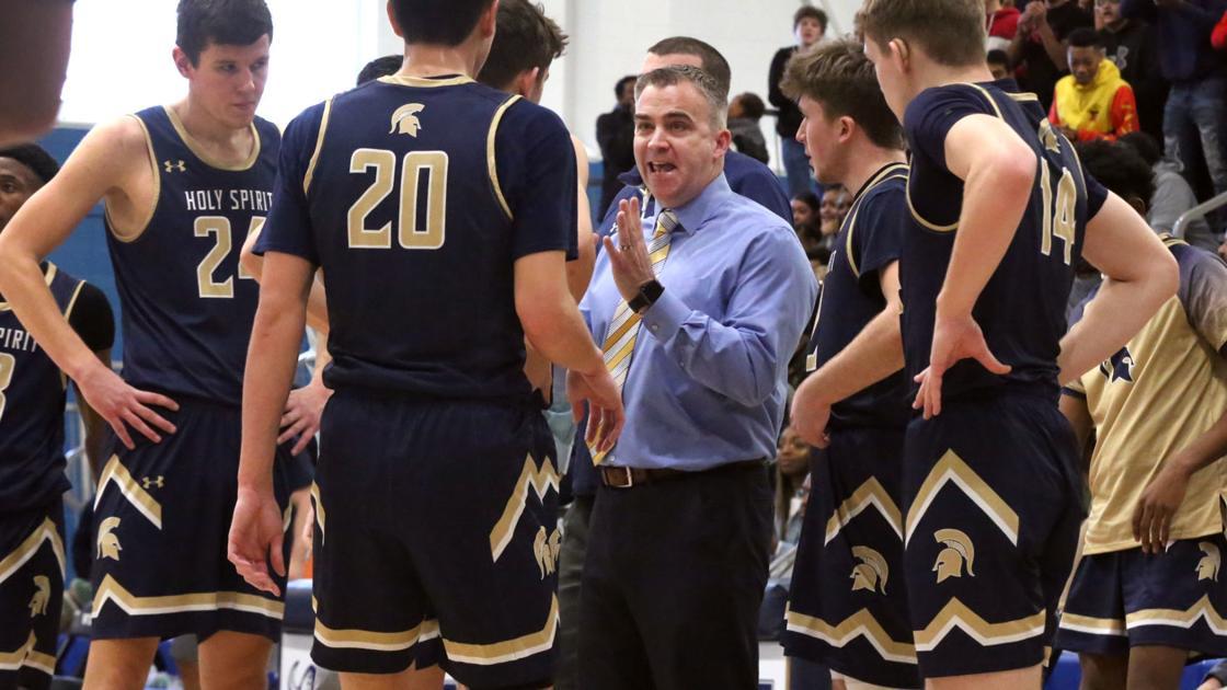 Holy Spirit High School parting ways with boys basketball coach