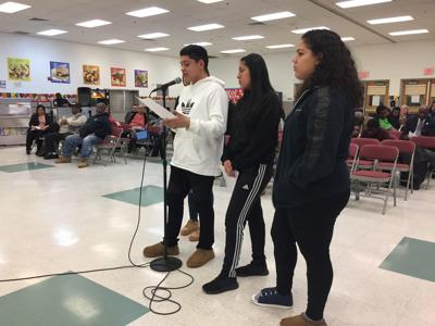 Pleasantville Students Rowan Urban Ed program