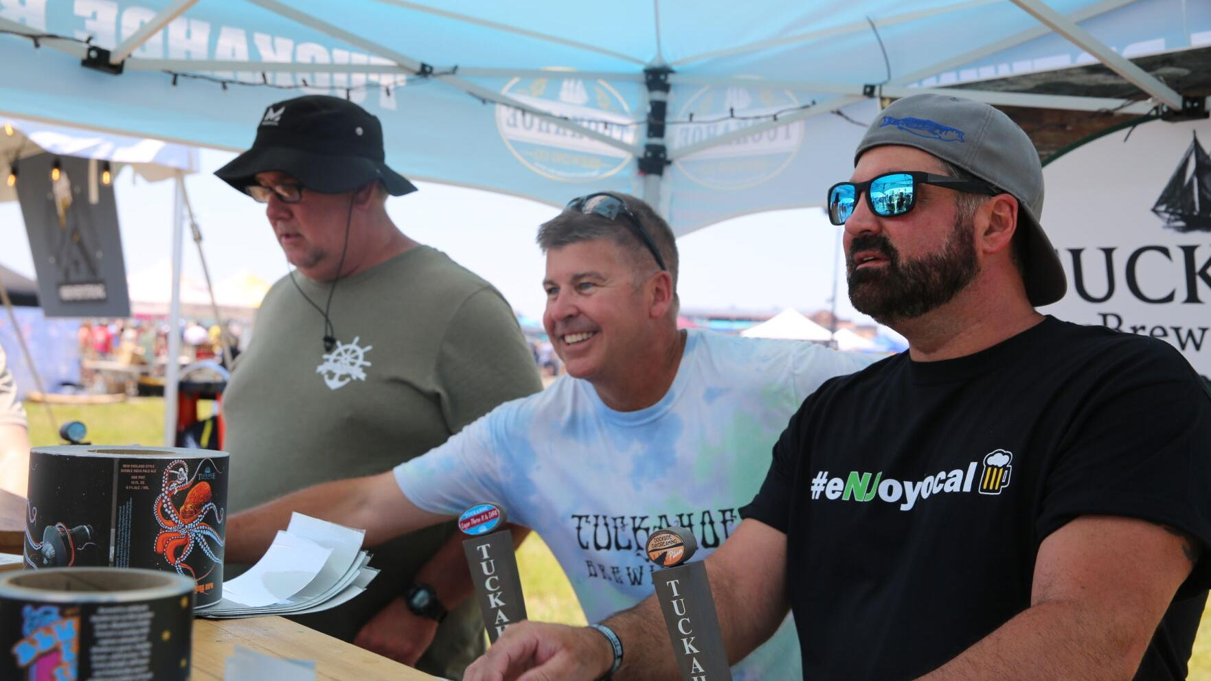 Atlantic City Beer and Music Festival attendees, brewers eager to 'resume normal'