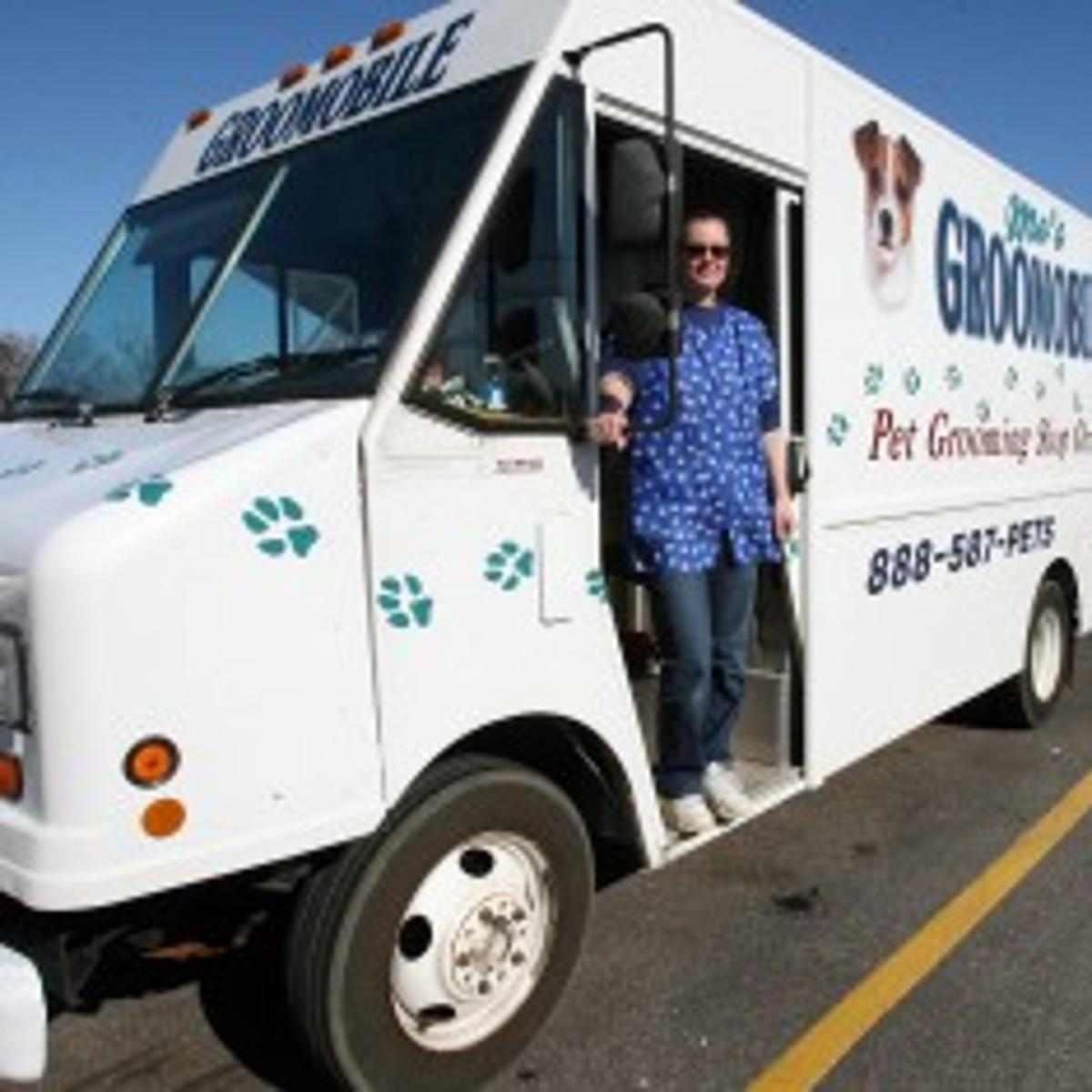 Mobile Pet Grooming Business