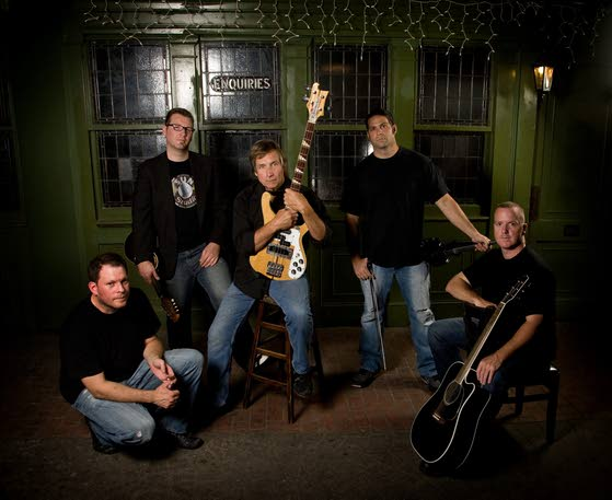 Band of the Week: Jamison Celtic Rock