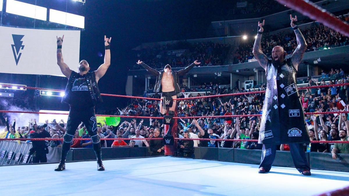WWE Balor Club