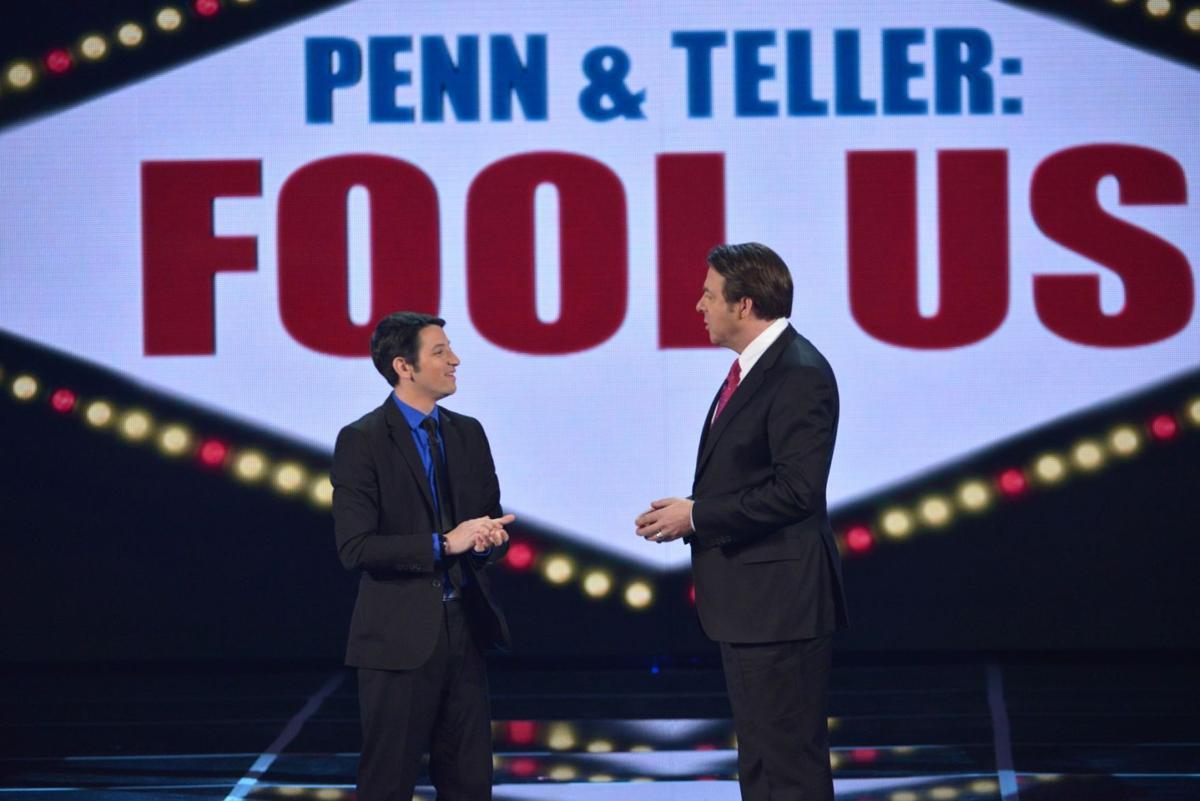 EHT magician tries to fool Penn & Teller | Lifestyles