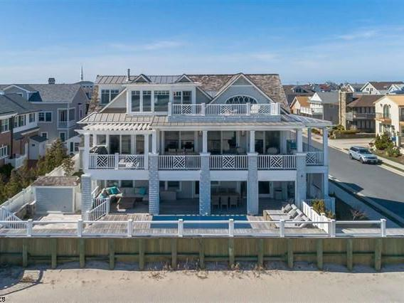 This Margate beachfront home sold for over $5M