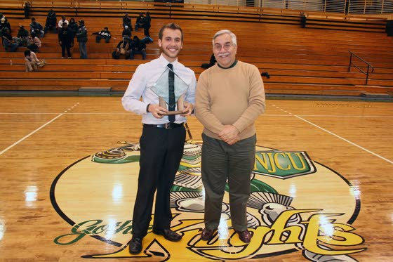 College Notebook: Ferrante sweeps awards at Jersey City