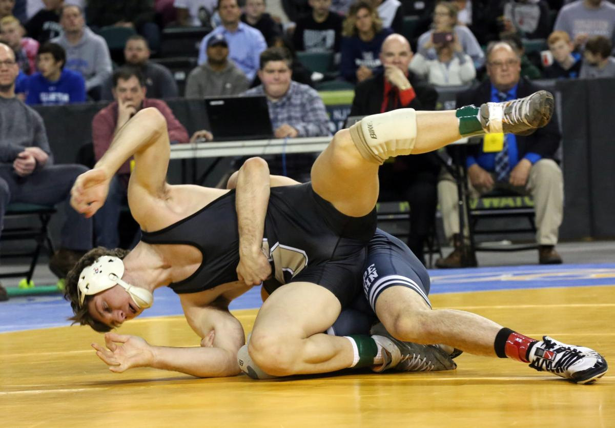 State Wrestling Tournament Finals