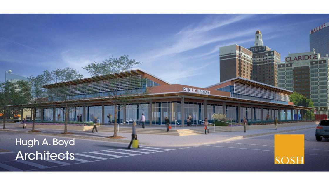 PINKY'S CORNER: Plans revealed for Atlantic City Public
