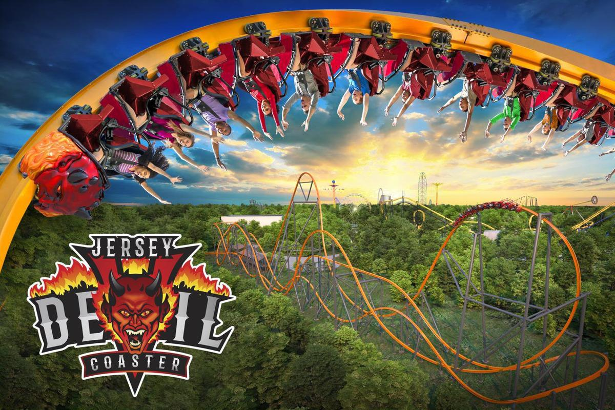 Jersey Devil Coaster