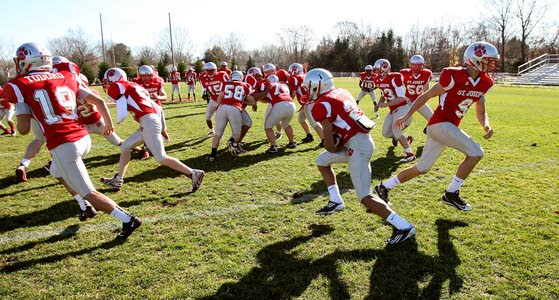 Ready or rusty? St. Joe eager to get the answer