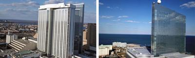 Atlantic City's 2 new casinos dealing with hype very differently