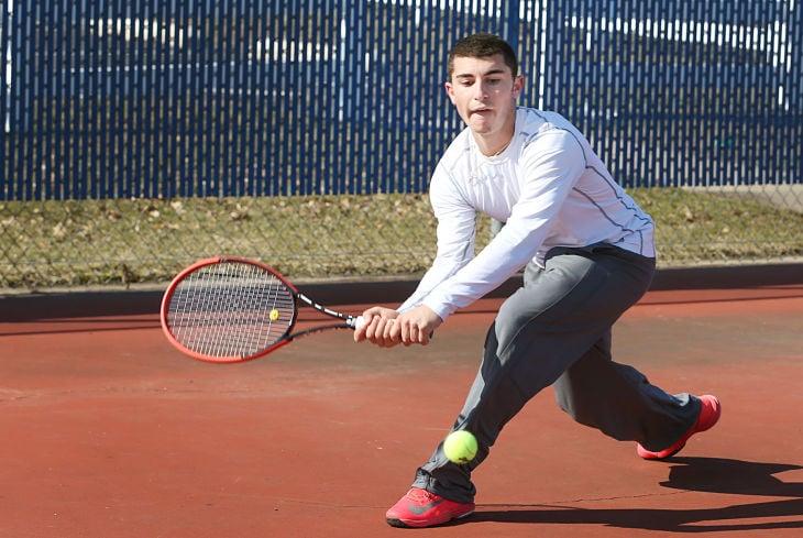 EHT at Hammonton tennis