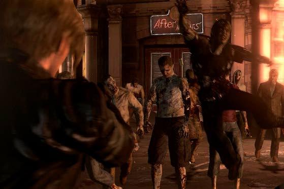 'Resident Evil 6' stumbles brainlessly