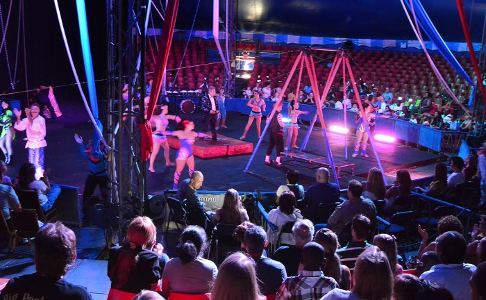 resorts circus