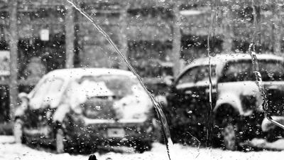 Rain snow mix