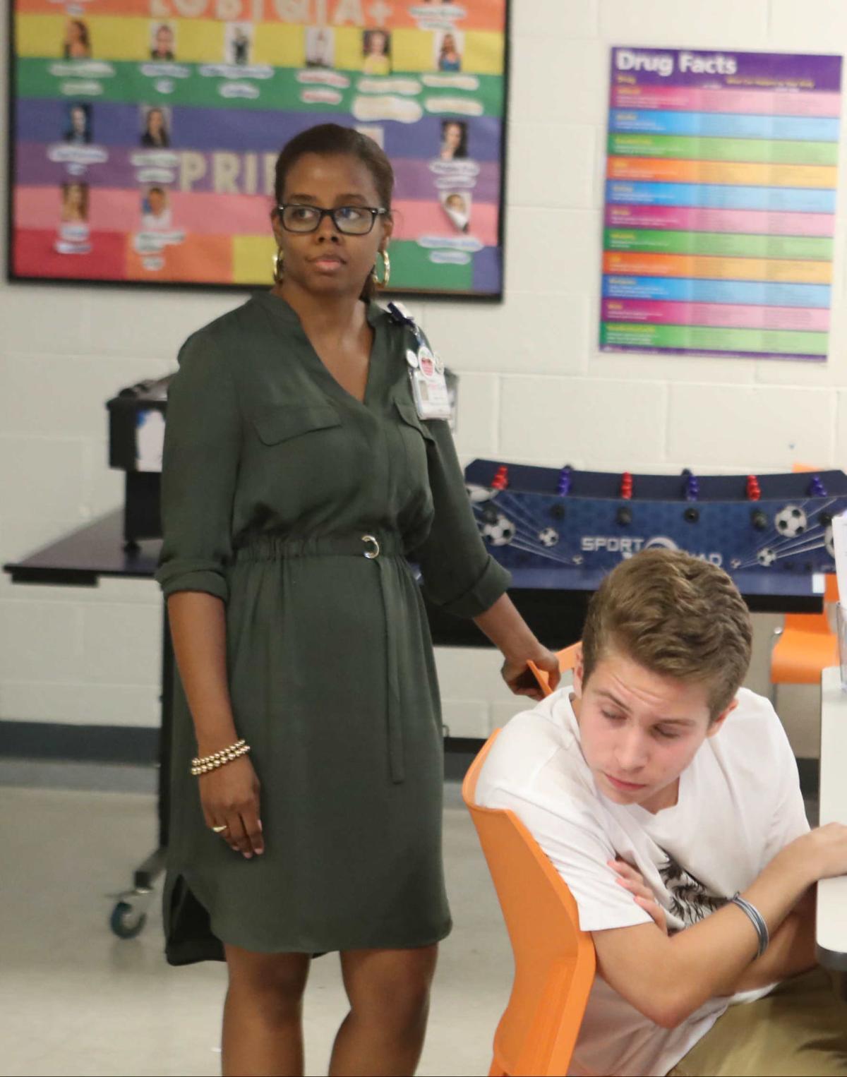 Oakcrest Teen Center brings mental health component to ...