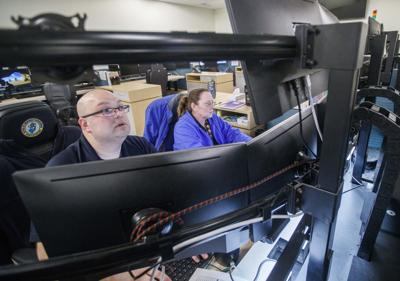 New expansion of the Cape May County Dispatch center