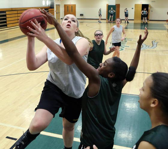 Cape May Tech senior girls eager to get back to playoffs