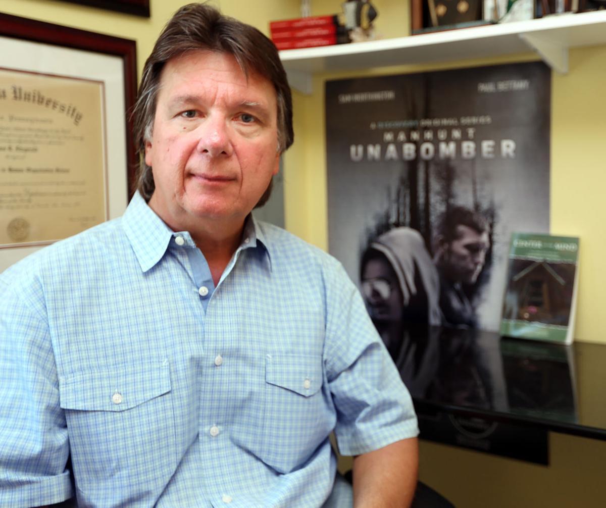 Jim Fitzgerald FBI Unabomber